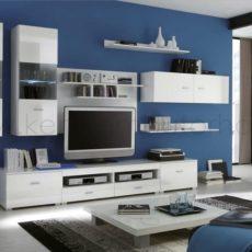 A modern nappali bútor feldobja a lakás kinézetét