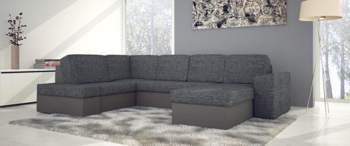 Az U alakú ülőgarnitúra előnyei