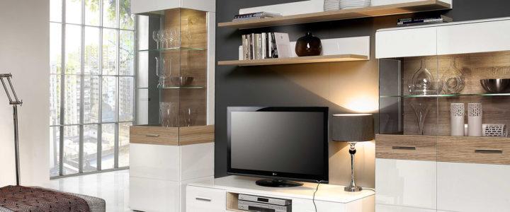 Széles választék a TV szekrény webáruházban