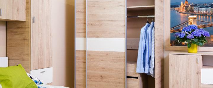 Milyen szempontok alapján válasszunk gardrób szekrényt?