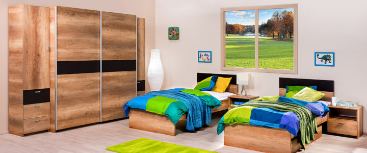 Ifjúsági bútor – minden ami kellhet a fiatalok szobáiba