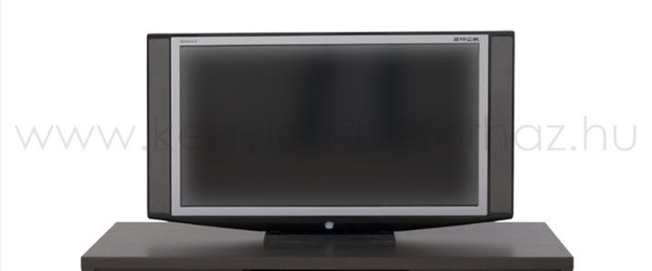 TV állvány, a nappali központi eleme.
