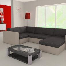 Kényelmes ülőgarnitúra, a nappali legfontosabb bútora