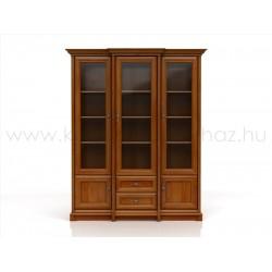 Kent vitrines szekrény EREG3W2S