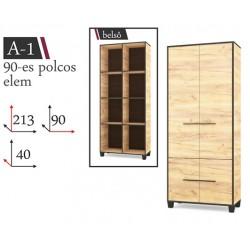 Atlas A-1 polcos szekrény