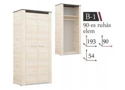 Brema B-1 ruhásszekrény