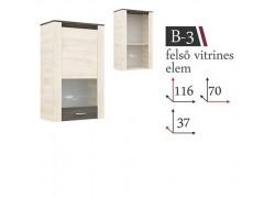 Brema B-3 fali vitrines