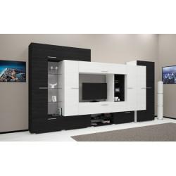 Komfort szekrénysor led világítással