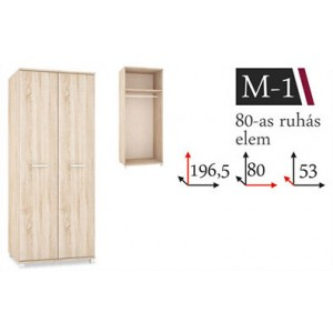 Manhattan M-1 ruhás elem