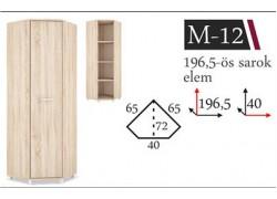 Manhattan M-12 sarok szekrény