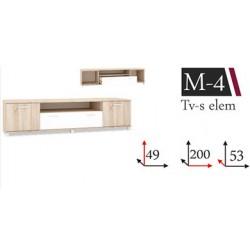 Manhattan M-4 tv-s elem
