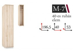 Manhattan M-7 ruhás elem