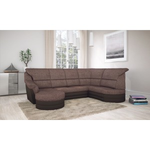 Komfort u alakú ülőgarnitúra